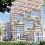CONSTRUCTION IMMEUBLE OSSATURE BOIS